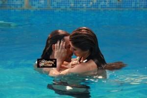 PIX: Arjun Rampal and Jacqueline Fernandez's Lip Lock in Roy