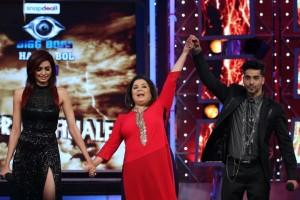 PIX: Gautam Gulati is the Winner of Bigg Boss 8