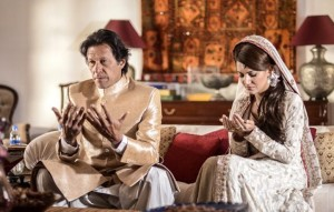 PIX: A Look at Imran Khan's Marriage with TV Anchor Reham Khan and Why an Actress Wept A Lot