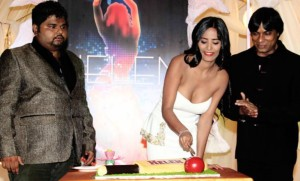 PHOTOS: Poonam Pandey Shows Juicy Bigger Assets at Helen Poster Launch