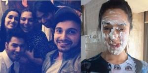 PHOTOS: Shraddha Kapoor 's Surprising Birthday Bash on ABCD 2 Sets