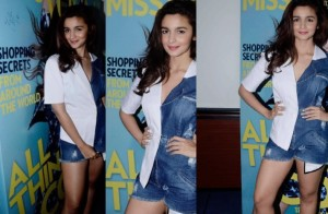 PHOTOS: Alia Bhatt Looks Bubbly and Ravishing at Miss Vogue Cover Launch