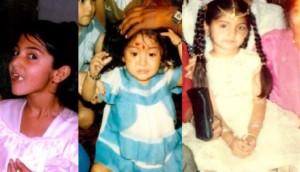 PHOTOS: Anushka Sharma's Cute Childhood Moments