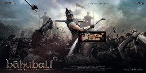 Bahubali Flagship Poster OUT Now