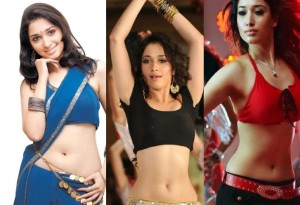 PHOTOS: Tamanna Bhattia Shows Hot and Delicious Navel