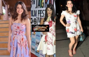 Floral Dresses – Bollywood Actresses' Latest Summer Fashion Statement