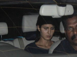 PHOTOS: Katrina Kaif SPOTTED without Makeup in Bandra