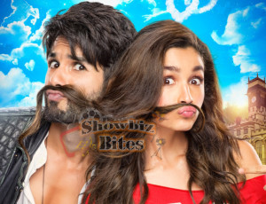 Shandaar 2nd Poster Shows Shahid and Alia's Adorable Chemistry