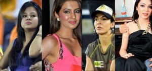 5 Stylish and Hot Wives of Indian Cricketers