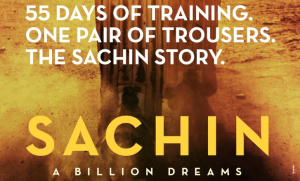 Sachin Teaser Poster Out