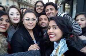 Rani Mukerji Lands Into Paris to Meet Hubby Dear