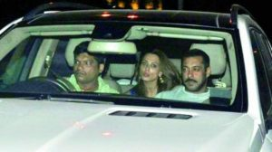 Salman Khan Arranges 2 Bodyguards for Iulia Vantur