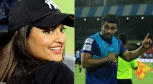 Ex-Flames – Sonakshi Sinha and Arjun Kapoor Ignore Each Other at Celebrity Football Match