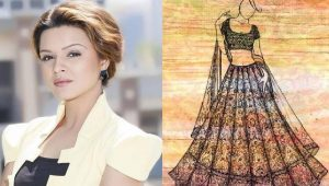 EXCLUSIVE: Aashka Goradia's wedding dress REVEALED