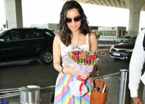 Shraddha Kapoor Welcomes Summer with Her Airport Look – Check it Out